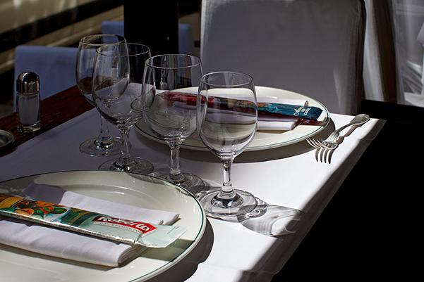 Réserver une Table