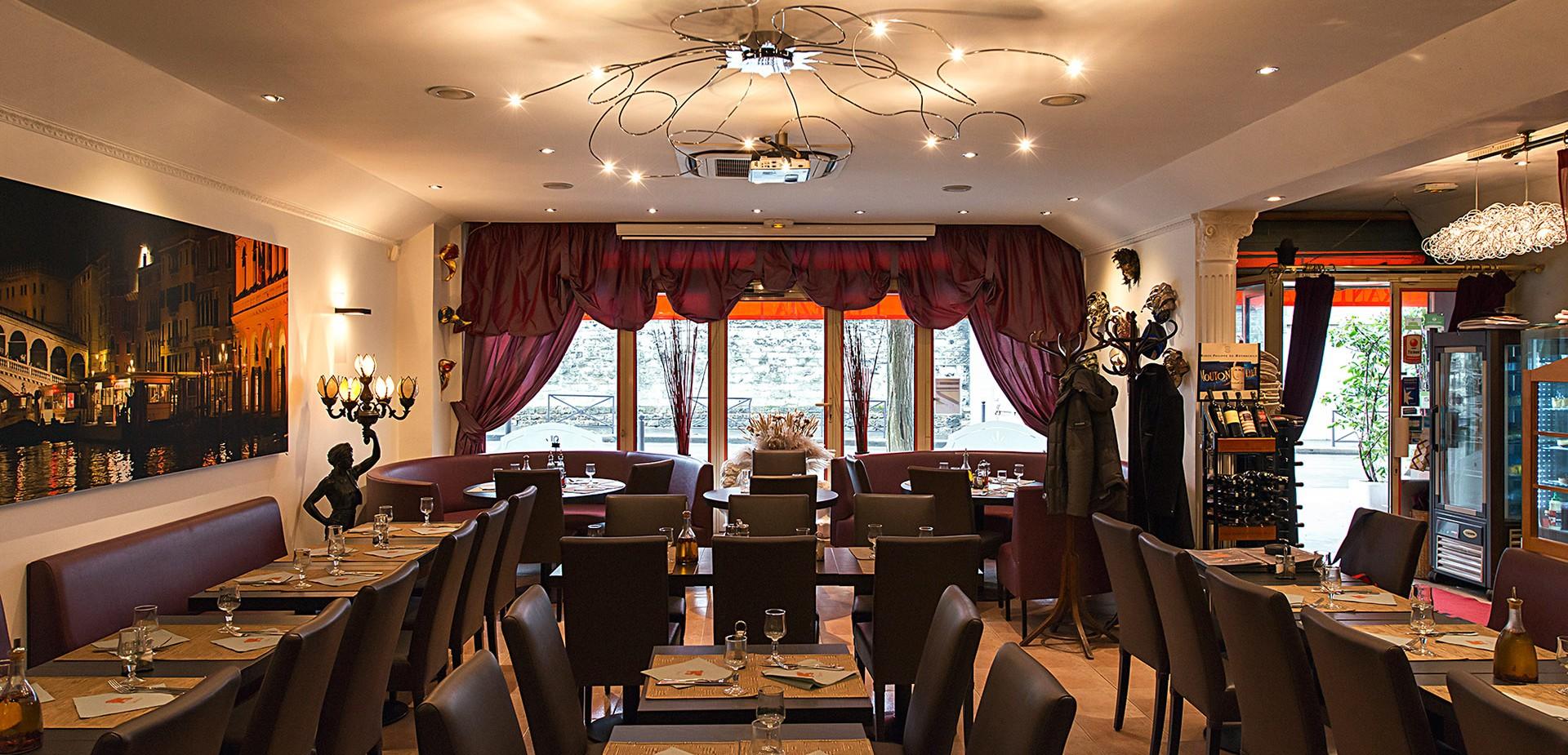 restaurant italien paris 6. Black Bedroom Furniture Sets. Home Design Ideas